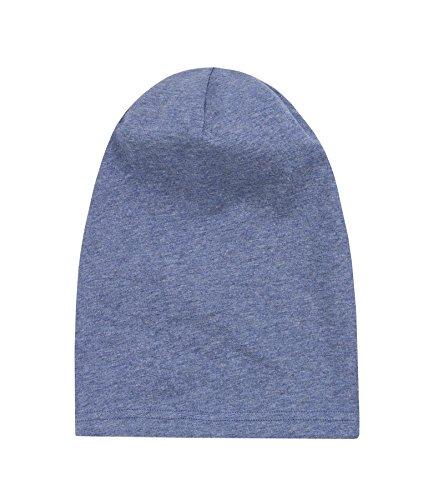 Döll Bohomütze Jersey, Bonnet Mixte Blau (atka melange 8316)