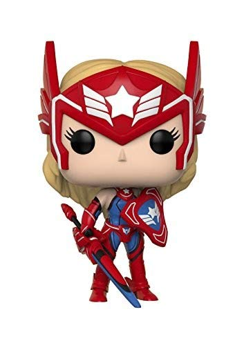 Figur POP Marvel Future Fight Sharon Rogers