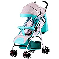 Baby-Kinderwagen Sommer Ultraleichtbare Falten Können Im Liegestuhl Kinderwagen