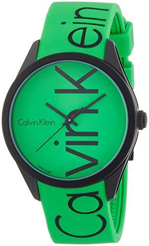 Calvin Klein Color K5E51TWL Montre Unisexe Fabriqué en Suisse