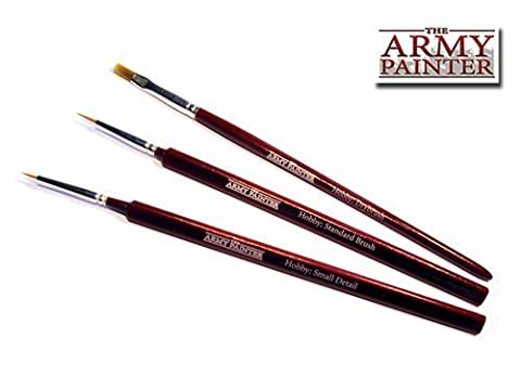 The Army Painter - Hobby Brush Starter Set by Army Painter