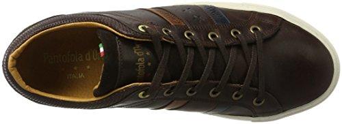 Pantofola d'Oro Monza Uomo Low, chaussons d'intérieur homme Braun (Coffee Bean)