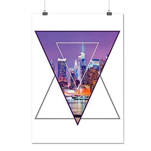 triangle-urban-photo-city-sky-line-love-matte-glossy-poster-a3-42cm-x-30cm-wellcoda