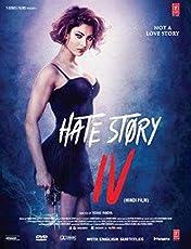 Hate Story 4 DVD MOVIE