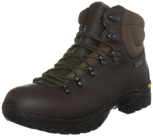 Trespass Walker mafoboc20001, Baskets Mode Homme Marron