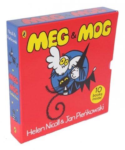 Meg and Mog Collection (10 Book Set)