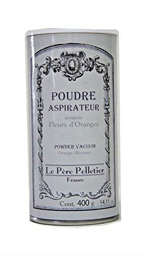 LE PERE PELLETIER - Poudre d'Aspirateur Fleur d'oranger