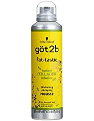 GOT 2B Mousse épaississante Fat-Tastic - 245 ml