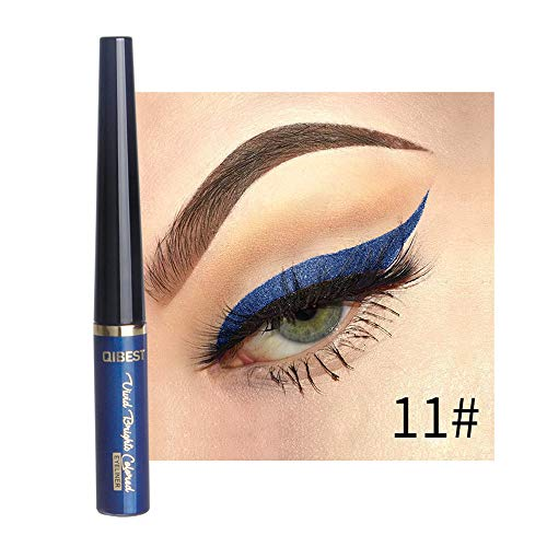Mitlfuny Black Friay DE Cyber Monday DE,Beauty Metallic Shiny Smoky Eyes Lidschatten Wasserdichter Glitzer Liquid (Box Wein Kostüm)