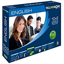 TELL ME MORE English  v10 10 levels+business (PC DVD)