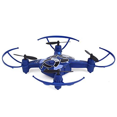 U-Lächeln Mini-Fernbedienung vierachsige Flugzeuge und Indoor und Outdoor fliegen Drohne Helikopter Modell Spielzeug perfektes Geschenk für Kinder