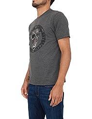 Camiseta TRUSSARDI JEANS Hombre 52T17B -*117 Gris