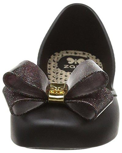 Zaxy Start Glitter Bow - Ballerines femme Noir (Black)
