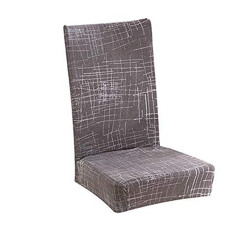 Vi.yo Stretch Chair Funda de Asiento Silla de Comedor Cubierta de Silla...
