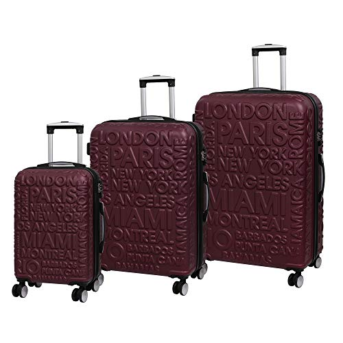 It luggage Maleta, Dark Wine Rojo - 16-2261-08GLO3N-S396