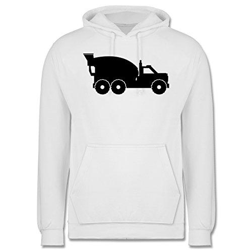andere-fahrzeuge-betonmischer-l-weiss-jh001-manner-premium-kapuzenpullover-hoodie