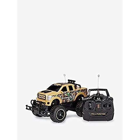 Realtree R/C Ford F-250 Super Duty Brown Truck - - NKOK by NKOK - Ford F250 A / C