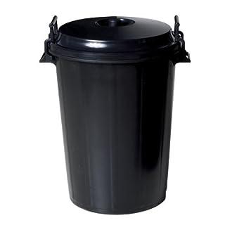 AFT - Mülleimer, Plastik. für die Gemeinschaft mit 100 Litern