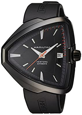 Mens Hamilton Ventura Elvis80 Automatic Watch H24585331