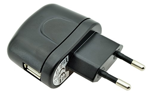 USB Ladegerät Lade Adapter Ladestecker Netzteil (1000 mA) für Polar Loop 2 / Loop / RC3 GPS / M400 / V800 / A300