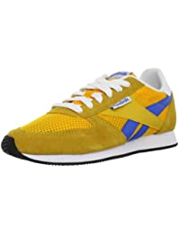 first rate 51803 0364c Reebok Classic Jogger v44135 Sneaker Uomo, giallo/blu