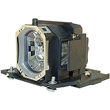 Lampara de Reemplazo con Carcasa AuraBeam Economy para Proyector Hitachi CP-X3020