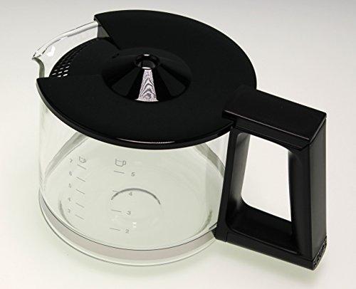 Krups SS-202990 Ersatz-Glaskanne für F183 AromaCafe 5 Kaffeemaschine