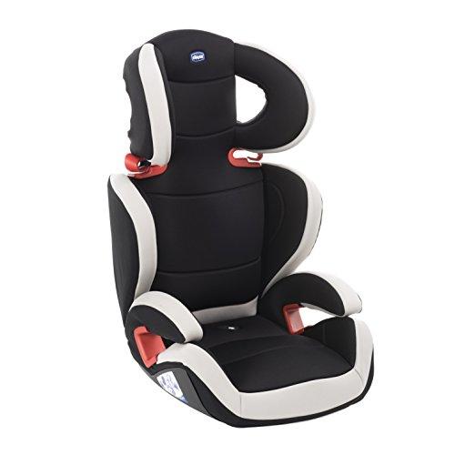 Chicco 07079160410000 Kindersitz Key 2/3, Größe 2-3, schwarz