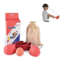 Foxom Fight Ball Reflex, Punch Exercise for Gym, Boxing, MMA and other combat sports - Child Version