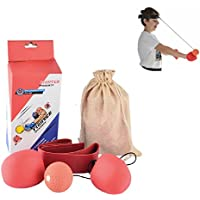 Foxom Fight Ball Reflex, Punch Exercise for Gym, Boxing, MMA and other combat sports