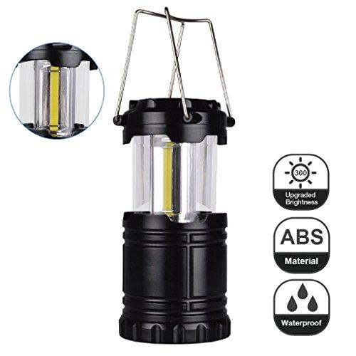 Campingwise ® Tragbare Outdoor Camping Lampe LED-Technologie, WASSERDICHT, NACHHALTIG UND MIT SEHR HOHEM LICHTERTRAG