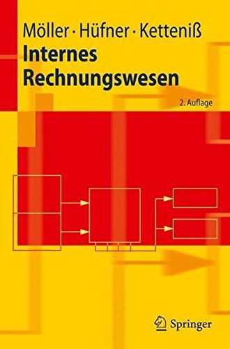 Internes Rechnungswesen (Springer-Lehrbuch) (German Edition)
