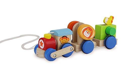 Andreu Toys Andreu toysww-1209Wonderworld Safari Zug Spielzeug Preisvergleich