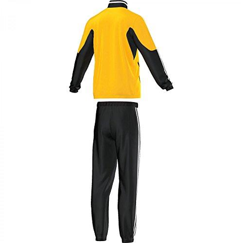 Adidas survêtement pour homme condivo 12 pre Multicolore - Jaune/noir
