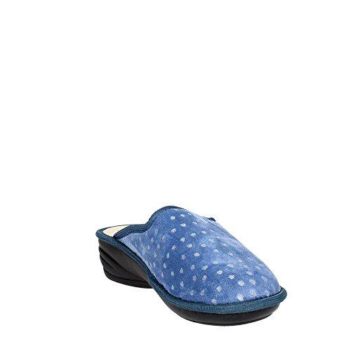 SANYCOM 924 Pantoffel Damen Avion Blau