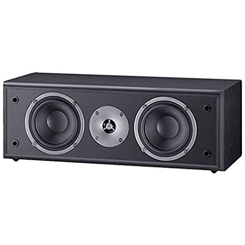 Magnat Monitor Supreme Center 252 - loudspeakers (Black, Tabletop/bookshelf, Speaker set unit, Center, Wired,
