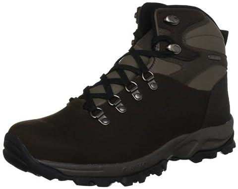 Hi-tec Oakhurst Trail, Chaussures de Randonnée Hautes Homme - Marron (dark Chocolate), 43 EU