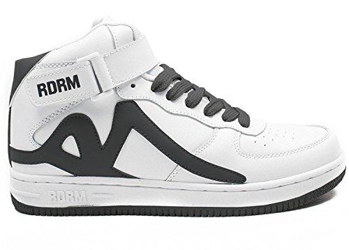 REDRUM Herren Sneakers Sportschuhe Schuhe Streetwear Basketball Forza High Top