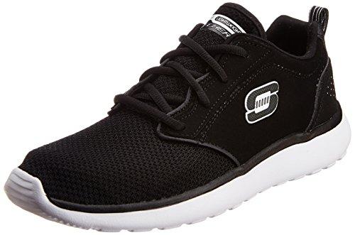 Skechers Counterpart Herren Sneakers Schwarz (Bkw)