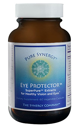 The Synergy Company Eye Protector Capsules, 60-Count