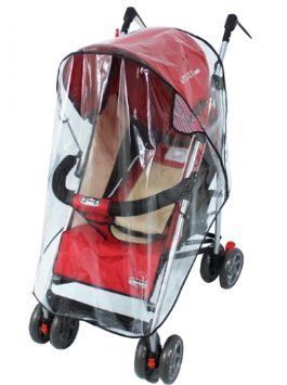 inderwagen Buggy Regenschutz passt für hunderte von Modelle ()