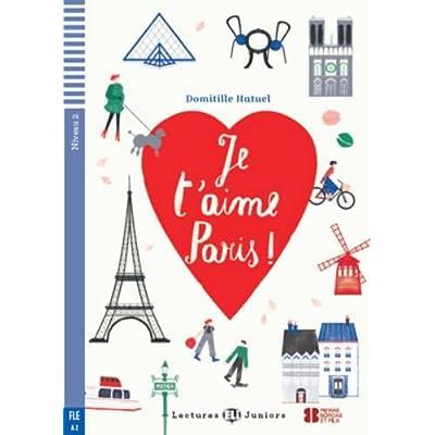 Je t'aime paris! Avec expansion en ligne