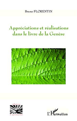 En ligne téléchargement gratuit Appréciations et réalisations dans le livre de la Genèse pdf epub