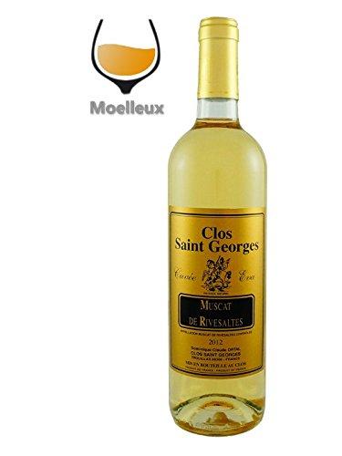 Clos Saint Georges - Muscat De Rivesaltes Aoc - Cuvée Eva 2012