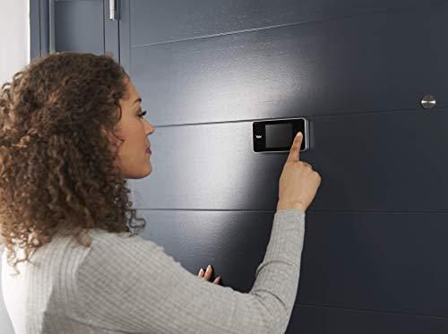Yale Digitaler Türspion 500 - weiss