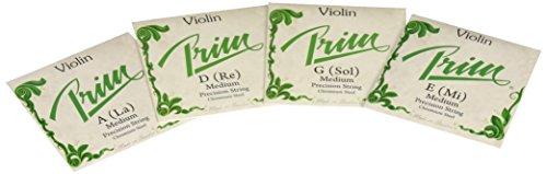 Prim 640steelcore-Saite für Violinen-Set, 4/4Größe (A Prim Violin String)
