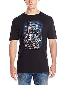Funko-Camiseta de 155-Pop Tees, Star Wars-Póster de Force Awakens, tamaño XXL