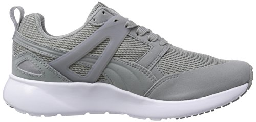 Puma Arial, Low-Top Sneaker unisex adulto Grigio (Grau (limestone gray-dark shadow 01))