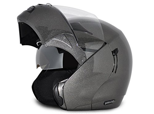 Vega-Boolean-Flip-up-Helmet-with-Double-Visor