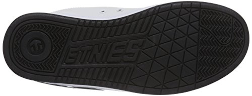 Etnies Fader - Chaussures Skate Pour Homme Blanc (blanc / Gris Foncé120)